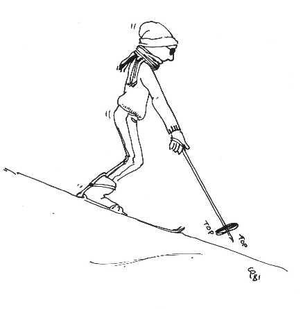 Dessin Skieur Humoristique quelques explications
